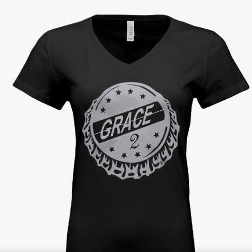 Grace, 2 Ladies T-shirt