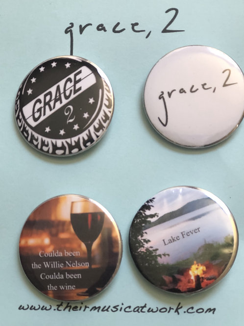 Grace 2 Magnet Pack