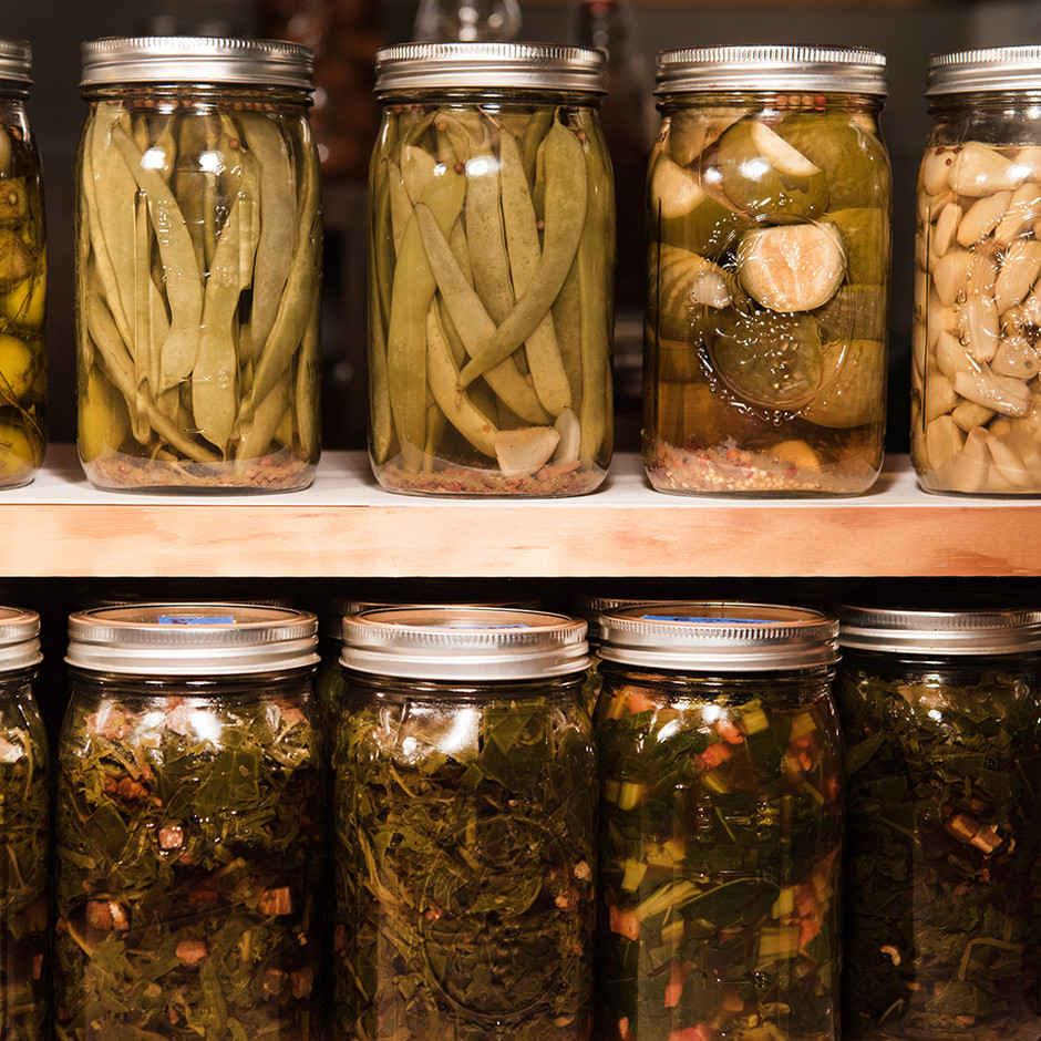 Preserving Food the Old Fashioned Way
