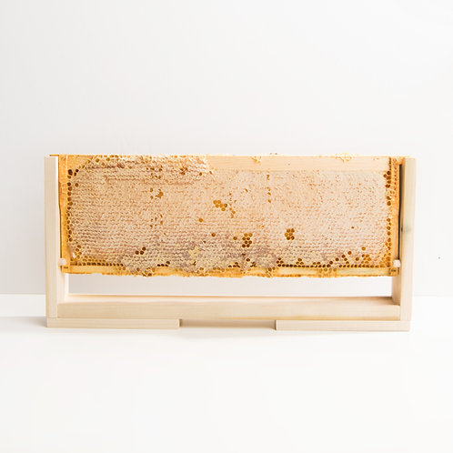 Whole Frame Honey with Stand