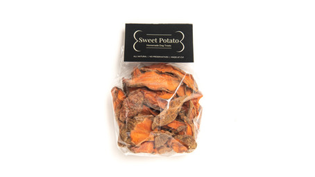 Sweet Potato Dog Treats for Your Four-Legged Family Members