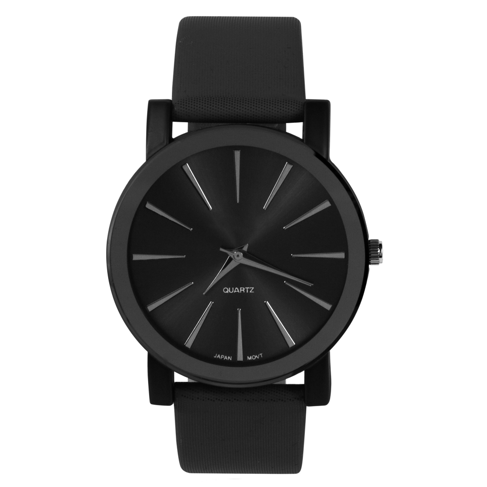 Black Sleek Watch