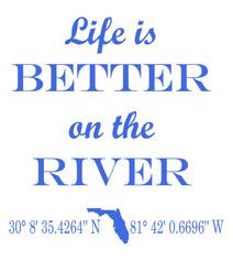 17x19 Better On River.jpg