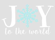 14x19 Joy To the World Snowflake.jpg