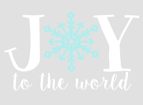 14x19 Joy To the World Snowflake.jpg