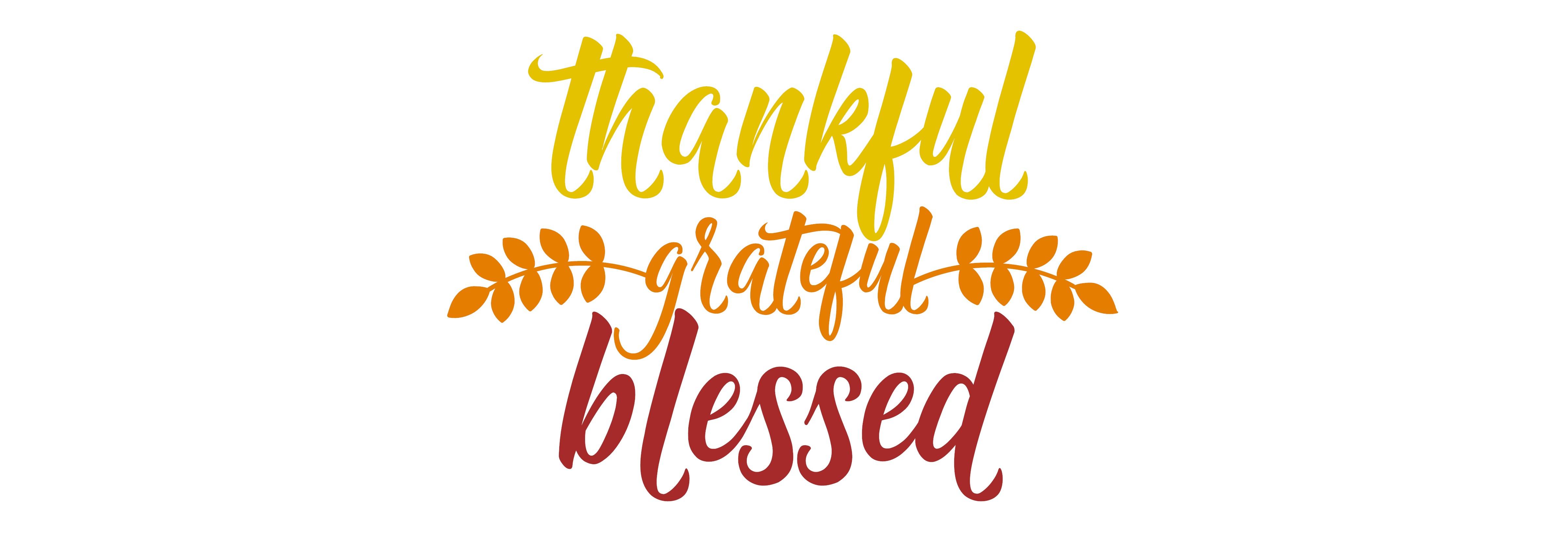 CB-thankful grateful blessed