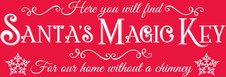 6x16 Santas Magic Key.jpg