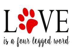 14x19 Love Four Legged Word.jpg