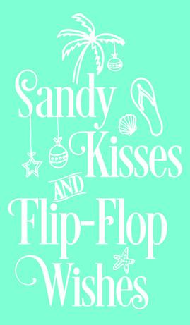 14x24 Sandy Kisses.jpg