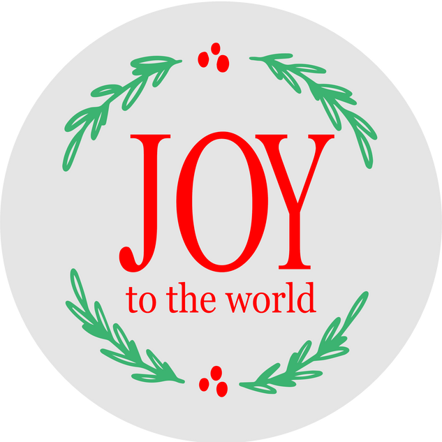 Joy To The World Placemat.png