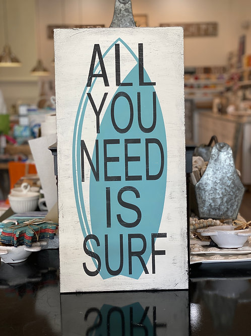 All You Need Is Surf
