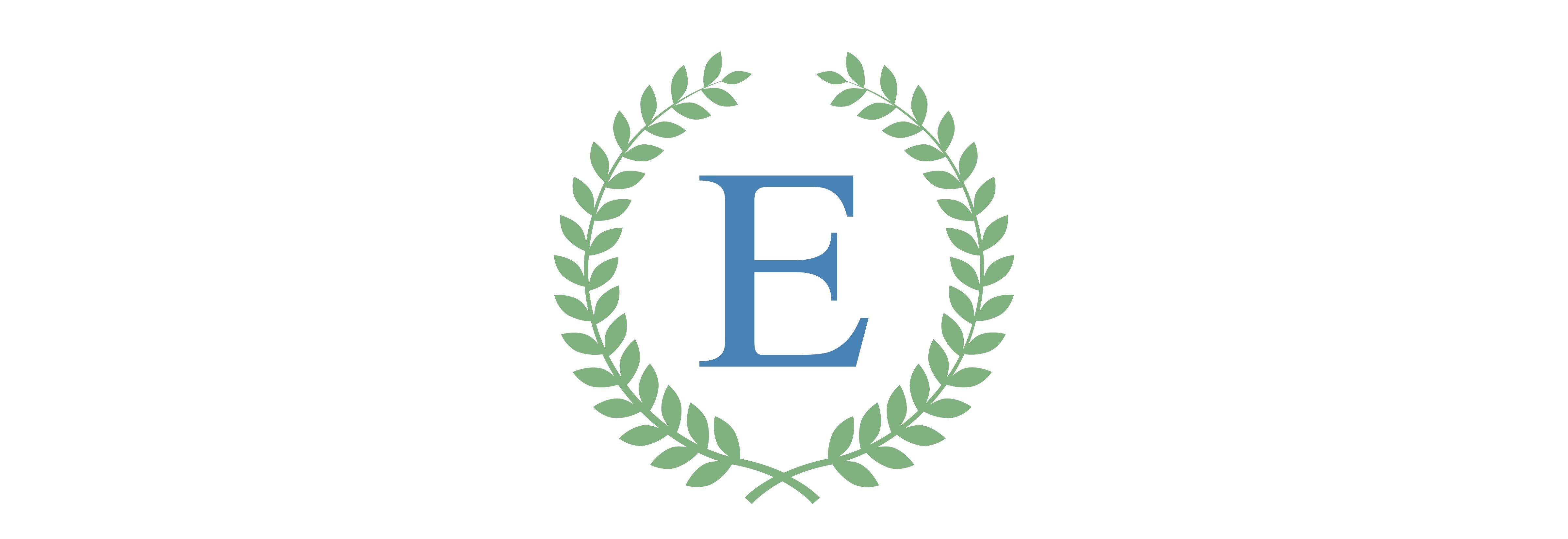 Olive Leaf Monogram