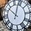 Thumbnail: 42cm Circle Mouse Detail Wall Clock
