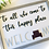 Thumbnail: Happy Place Welcome Sign