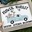Thumbnail: Flower Market Truck Sign