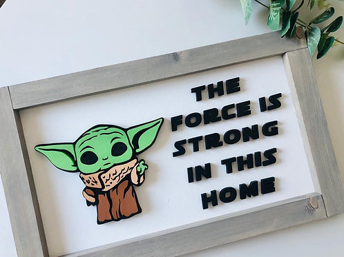 The Force Sign