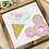 Thumbnail: Mouse Ice Cream Sign -  Solid Wood