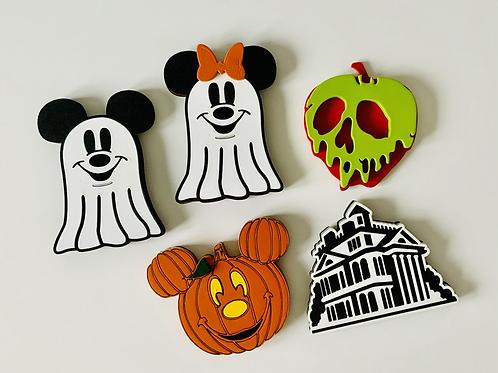 Halloween Welcome Interchangeable O's