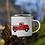 Thumbnail: Truck Enamel Mug
