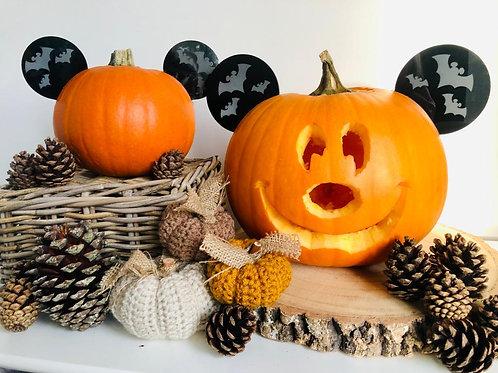 Pumpkin Mouse Ears