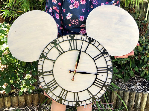 70cm 'Mouse Inspired' Wall Clock