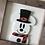 Thumbnail: Mouse Snowman Sign