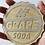 Thumbnail: Grape Soda Coaster - Individual