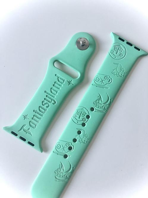 Fantasyland Design Watch Band (For Apple Watch)