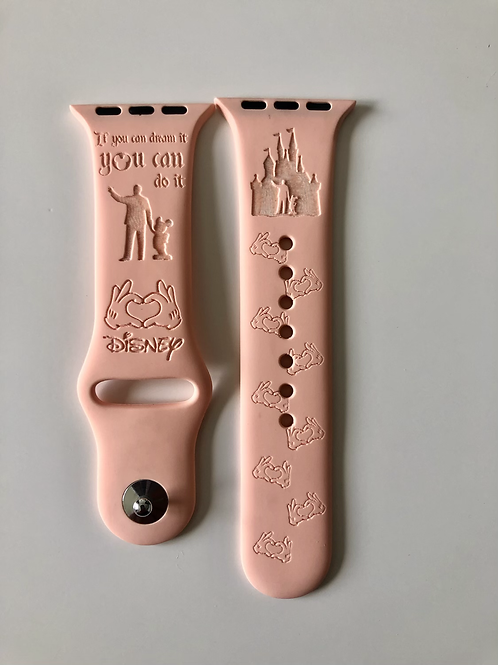 Perfect Pair Design Watch Band (For Apple Watch)