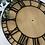 Thumbnail: 57cm Circle Mouse Detail Wall Clock