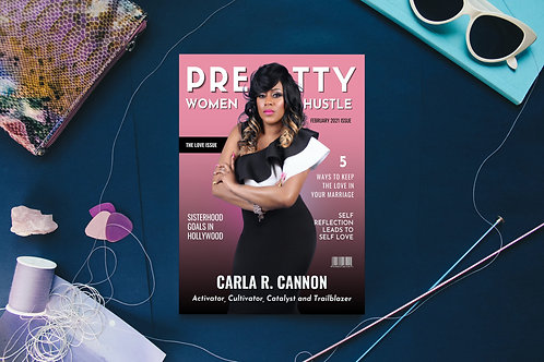 PWH Magazine Featuring Carla R. Cannon
