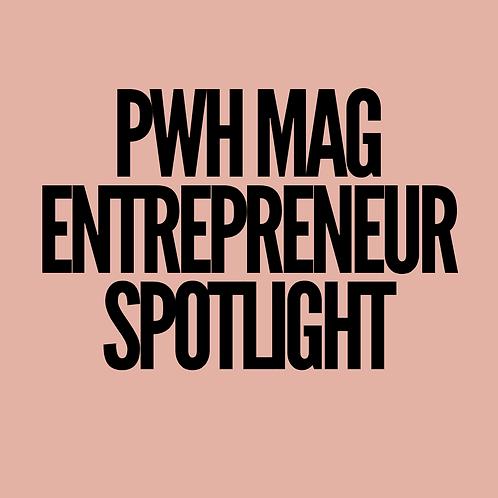Entrepreneur Spotlight Interview
