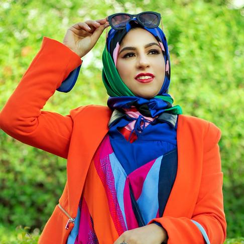 Q & A With Modest Fashion Designer Asiya Rafiq