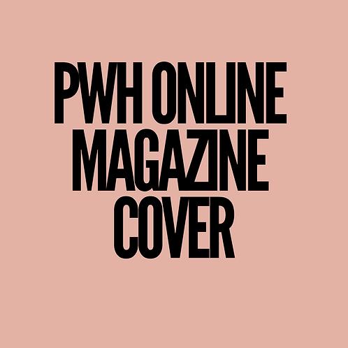 Pretty Women Hustle Online Magazine Cover