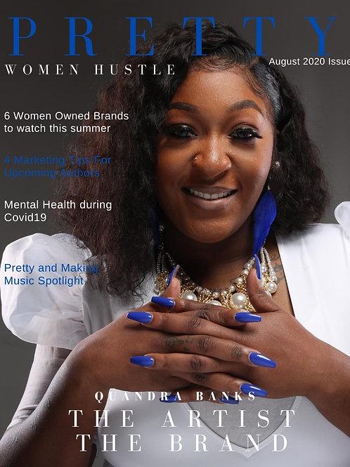 Pretty Women Hustle Magazine Print Edition