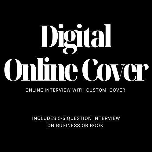 Online Spotlight Mini Interview