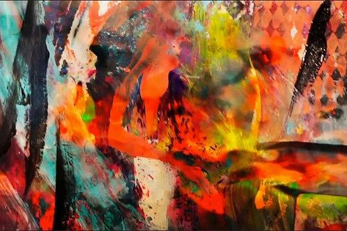 Dante's Inferno by Angela Swanson