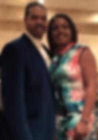 Pastor Mario & Shaquintia Johnson