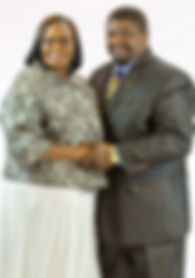 Pastor Theo & Charlene Moore