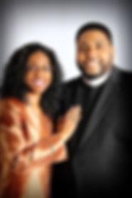 Pastors Demetrius & FelishaFord