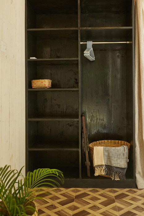 Spaceous Wardrobes