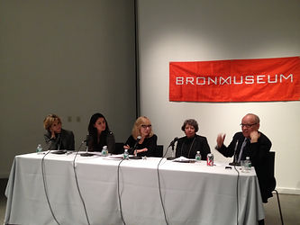 Panel moderated by Fran