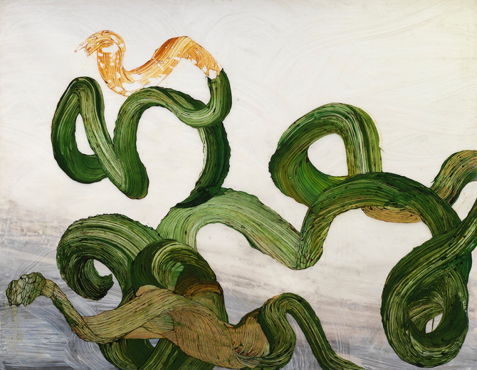 Jonathan Feldschuh: Dynamic Equilibrium
