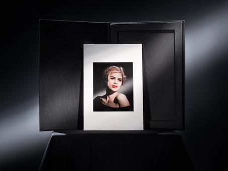 Prestation studio : Le portrait Prestige