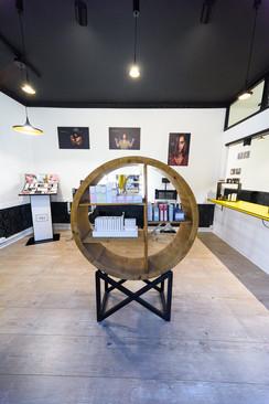 L'espace boutique