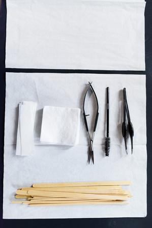 Outils de restrucutation de sourcils