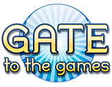 Gate to the Games logo
