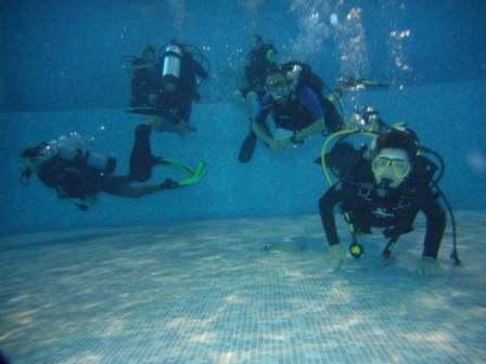 Discover Scuba Diving corsi sub PADI pavia scuola