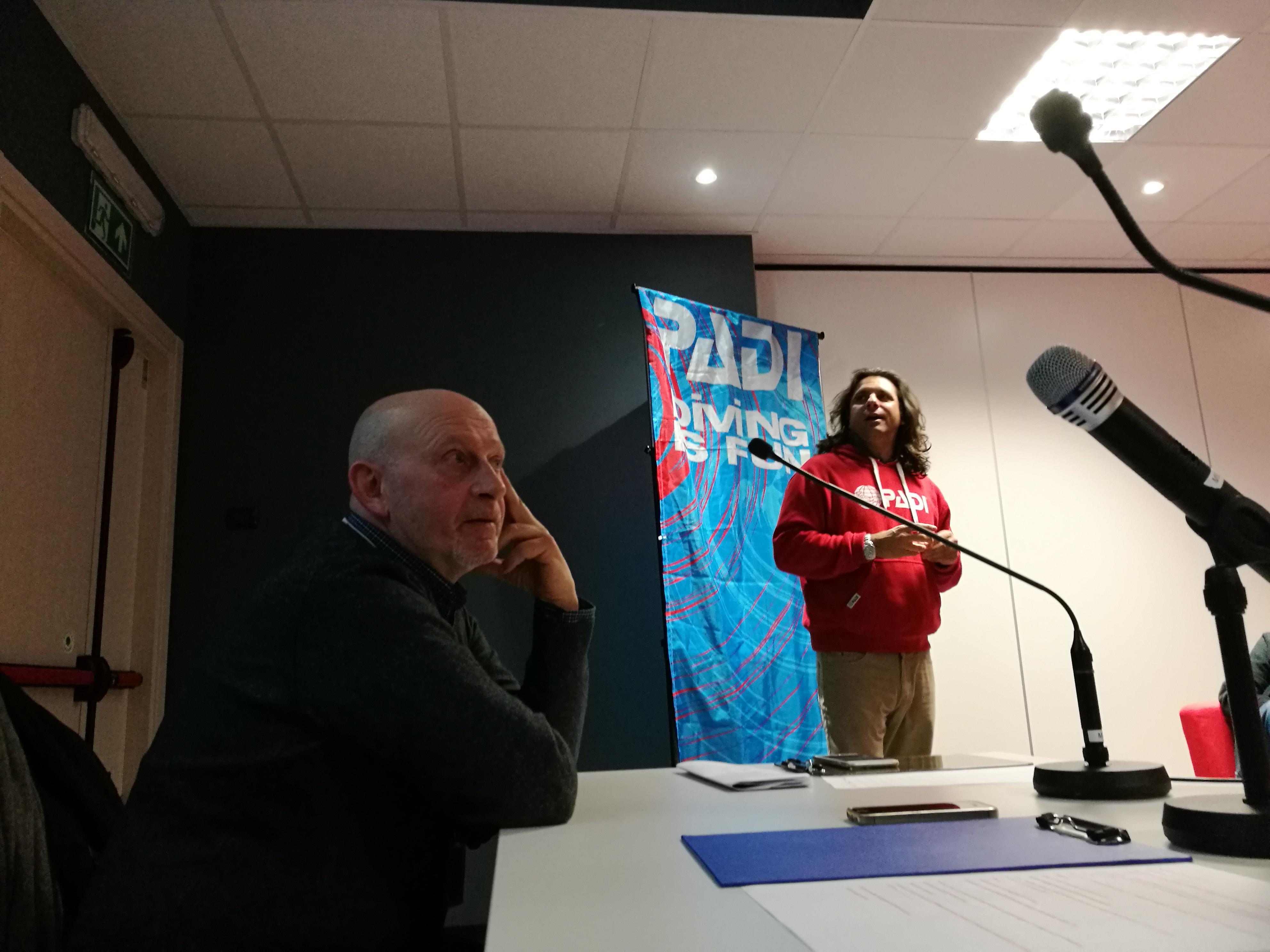 Presentazione Freediver PADI