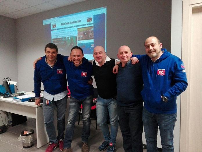 Staff Diver Team Academy ASD